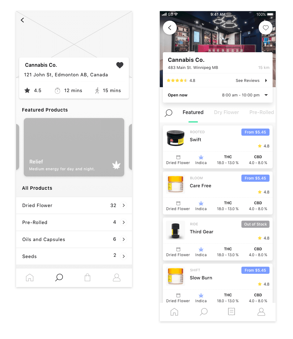 Store-Page